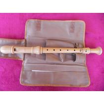Flauta Alto Moeck Rottenburgh