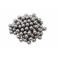 Esferas 6mm 100 Unida Aço Para Estilingue Besta Atiradeiras
