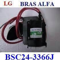 Bsc24-3366j - Bsc 24 3366j - Fly Back Lg - Bras Alfa