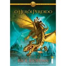 Livro - O Heroi Perdido - 1 - Rick Riordan - (novo/lacrado)