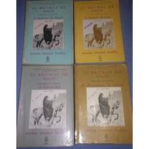 Brumas De Avalon - Marion Zimmer Bradley - 4 Vols (completa)