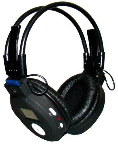 Fone De Ouvido Sem Fio Headphone Wst-860 Mp3 + Memória 4gb