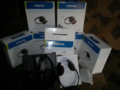 Fone Ouvido Headset Bluetooth Nokia Bh-503..funciona Em Ps3
