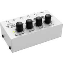 Amplificador De Fone Powerplay Ha400 - Behringer