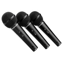 Kit De 3 Microfones Behringer Ultravoice Xm1800s - Loja
