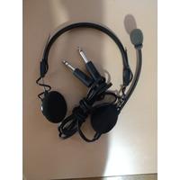 Headphone Telex Para Avião! Impecável!
