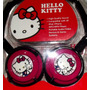 Hello Kitty Fone De Ouvido Para Ipod, Iphone, Mp3/mp4 C/ Nf