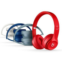 Fone Headphone Beats By Dr Dre ! Solo 2 ! Todas Cores !