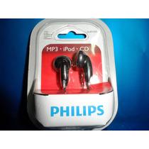 Fone De Ouvidos Philips She1350 Original Lacrado Mp3 Ipod Cd