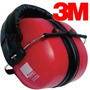 Abafador Auditivo 3m Pomp Muffler 23db Protetor Auricular