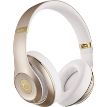 Fone Beats By Dr. Dre Studio Wireless Champagne Gold - New!!