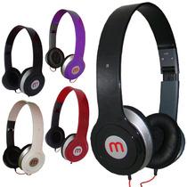 Kit 10 Fones De Ouvido Mex Beats Mix Style Headfone Mp3 Mp4