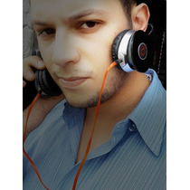 Fone Ouvido Beats Mix Style Neymar Headfone P/ Mp3-celular