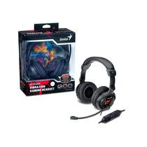 Fone Com Microfone Genius 31710020101 Hs-g500v Gamer Com Fu