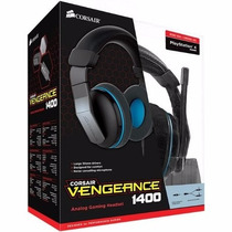 Fone Headset Gamer Corsair Vengeance 1400 Ca-9011123-na