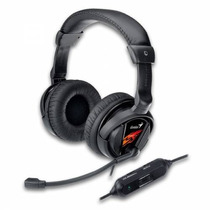 Headset Genius Hs-g500v Gamer Usb - 3171002010 Mania Virtual