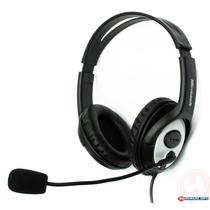 Fone Headset Microsoft Lifechat Lx-3000 * C/ Microfone * Usb