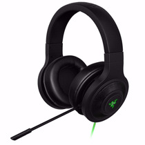 Headset Razer Kraken Usb 7.1 Surround Sound Ps4 Pc Mac