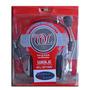 Fone De Ouvido Com Microfone Weile® 301mv Pc Lan House