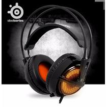 Fone Headset Steelseries Siberia V2 Heat Orange Frete Grátis
