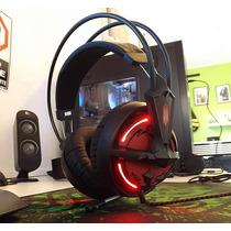 Fone Steelseries Siberia V2 Diablo 3 Headset Original Novo