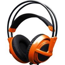 Fone Steelseries Siberia V2 Orange + Nfe