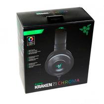 Headset Razer Kraken 7.1 Usb Chroma Original