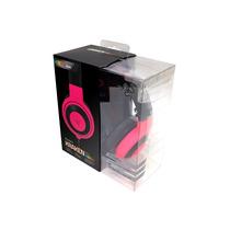 Headset Razer Kraken Pro Neon Vermelho - Com Microfone