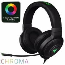 Headset Razer Kraken 7.1 Chroma Surround Sound Gaming Usb