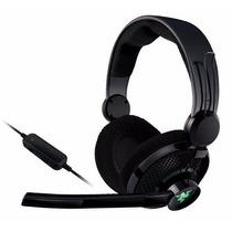Fone De Ouvido Razer Jogo Headset Carcharias P/ Xbox 360/pc