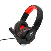 Headset Fone Ouvido Gamer C/ Microfone K4 Vermelho Oletech