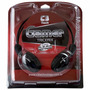 Headphone Tricerix-mc Mi-2280 P2 Preto C3 Tech