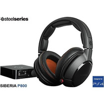 Fone De Ouvido Headset Siberia P800 Dolby 7.1 - 61301 Steel