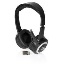 Foneouvido Headset S/fio 2.4ghz C/dongle Ph093 Mania Virtual