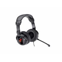 Headset Genius Hs-g500v Gamer Com Funcao Vibracao Usb