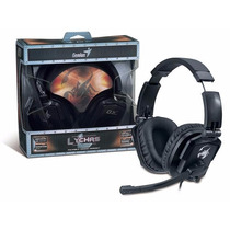 Headset Gx Gaming Hs-g550 Lychas Genius