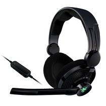 Fone Razer Carcharias 2013 Xbox 360 E Pc Headset + Garantia