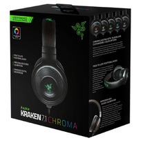 Razer Kraken 7.1 Chroma Usb Sound Surround - Novo E Lacrado
