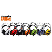 Steelseries Siberia V2 Headset - Pronta Entrega Todas Cores