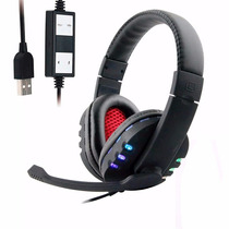 Headset Usb Gamer Fone Ouvido Microfone 7.1 Frete Barato F11