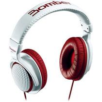 Fone De Ouvido Bomber Headphone Hb01 (bordeaux)