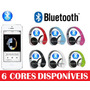 Headphone Bluetooth Iphone Samsung Galaxy S4 Fone De Ouvido