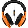 Headset Kraken Mobile Neon Laranja Rz04-01400400-r3u1 Razer