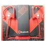 Fone De Ouvido Sem Fio Bluetooth Recarregavel Sport Headset