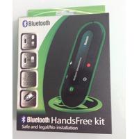 Novo Kit Viva Voz Bluetooth Veicular Carro Universal