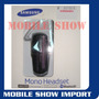 Fone Ouvido Bluetooth Samsung Hm1200 Mono Galaxy Music Duos