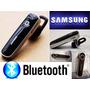 Fone De Ouvido Sem Fio Universal Via Bluetooth Para Celular