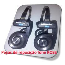 Peças Reposiçao Arco Do Fone Ouvido Kos S Porta Pro Id1983
