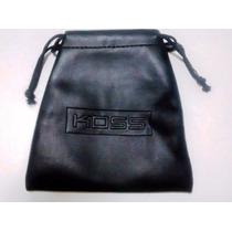 Bag Case Bolsa Fone Ouvido Kos S Porta Pro Original Id1983