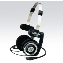 Fone Koss Porta Pro - Retorno De Palco Headphone Dj